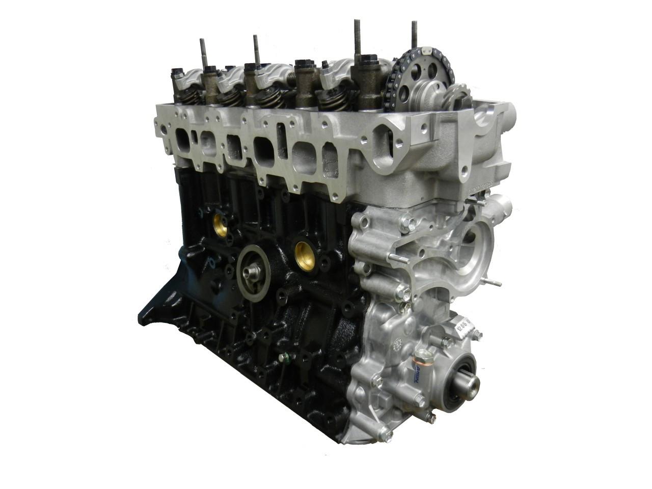 Toyota 22R / 22RE Long Block 85'-95' - 22RE-SLB-8595