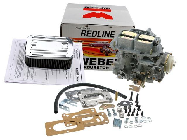 38 DGES Weber Carb Kit Toyota Truck 4Runner 20R 22R