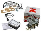 38 DGES  Weber  Carb Kit 20R 22R Manual Choke - K746 38M
