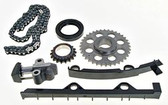 Toyota 22R (82-84) OSK Timing Chain Kit w/ Single Roller Chain.  13506-35011