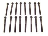 Head Bolts - Toyota 5VZ-FE, 2VZ-FE & 3VZ-FE Engine Cylinder Head Bolt Set (Both Sides) HBK909