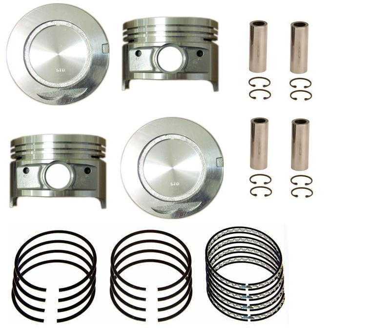 Toyota 22R 22RE Piston Set with Rings 1985 - 1995 - NPR ... on