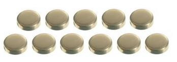 Brass Freeze Plug Set 35mm - Toyota Engines  Set Includes 11 Brass 35mm Freeze Plugs / Expansion Plugs