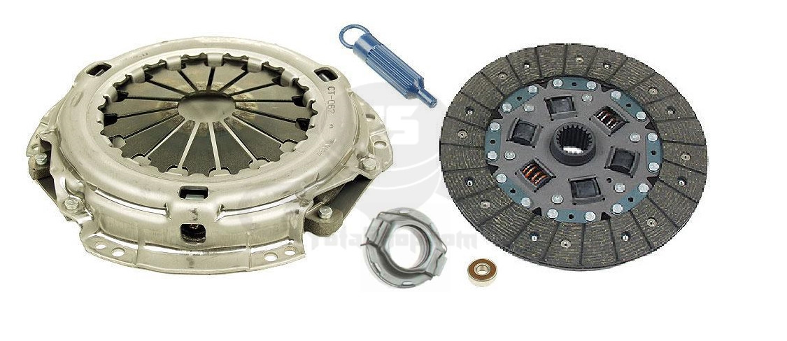 Toyota Truck Clutch Replacement : Toyota runner pickup r re wd