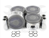 Piston Set - Toyota 4Runner, Tacoma, T100 4cyl 2.7L 3RZ-FE (1995-2004) Piston Set - P939