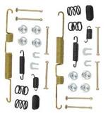 Toyota 4Runner/Land Cruiser/Pickup/t100/Tacoma/Tundra Drum Brake Hardware Kit  612-51-006