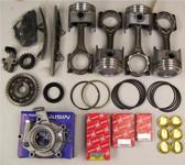 Toyota Pickup 22R Engine Rebuild Kit w/ Rods - RK-8284