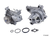 Toyota 2.0L 3SFE, 2.2L 5SFE Engine Water Pump w/Housing - 1610079185