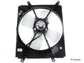 Engine Cooling Fan Motor - 1670074410
