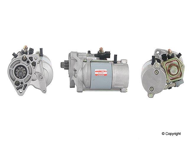 Toyota 4Runner T100 2 7L 3RZ Denso Starter Motor - 2800179