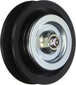 A/C Pulley- Toyota Land Cruiser L6 4.5L 1FZ-FE (1992-1998) OEM A/C Drive Belt Idler Pulley 88440-26090