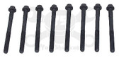 Bolt Set - Toyota 4Runner, Pickup, T100 V6 3.0L 3VZ-E OEM Engine Cylinder Head Bolt Set  90910-02075
