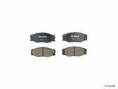 Toyota T100 2wd 1/2 ton (93-98) Front Disc Brake Pad - BC604