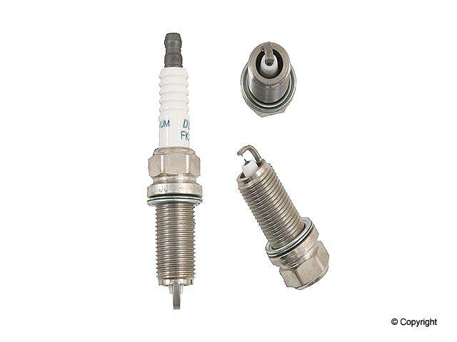 SIX OEM TOYOTA HIGHLANDER SPARK PLUGS IRIDIUM 2008 V6 3.5L 2GRFE    90919-01247