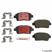 Toyota Celica/Echo/MR2 Spyder/Prius Disc Brake Pad - P83051N