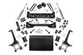 2014 Toyota Tundra 4.5in Suspension Lift Kit (4WD) 774.2 -1