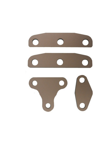 Toyota 22RE EGR Block Off Plates  KIT-1017
