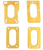 Weber Base Plate 4pc Gasket Set for Toyota 20R & 22R  99005.222