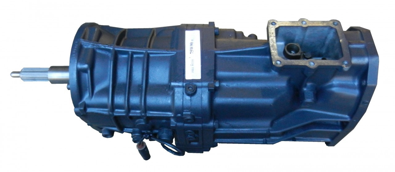 Transmission W56-A - 5sp, Manual, 4wd- 22RE