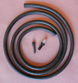 Toyota Of Road Vehicle Differential Breather Extension. KIT-1012