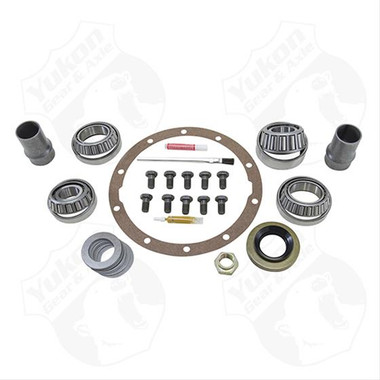 "Toyota 8"" Differential Master Install kit with Crush Pinion Spacer- Yukon YK T8-A"