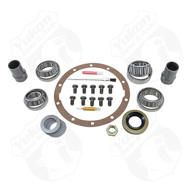 """Yukon Master Overhaul kit for '86 and newer Toyota 8"""" differential w/OEM ring & pinion YK T8-B"""