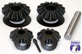 """Yukon standard open spider gear set for Toyota 8"""" IFS front, clamshell design. Yukon uses higher quality materials and better techniques than OEM to ensure a longer lasting spider gear set. All components come with a one year warranty against manufacturing defects."""