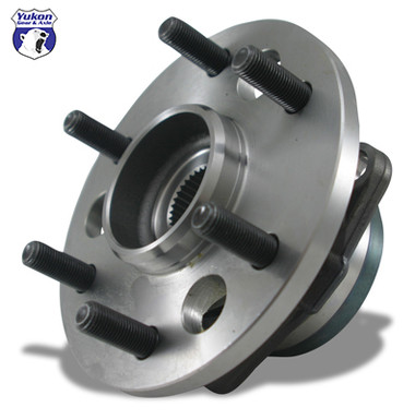 Yukon replacement unit bearing hub for '05-'08 Toyota Tacoma rear, left hand side