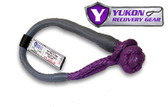 "*3/8"" diameter  *10"" long  *Easily attaches to any tow point  *Rated to 35,000 lbs. Yukon soft shackle YRGS-02"