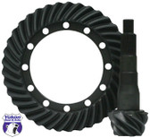 Yukon Ring & Pinion sets give you the confidence of knowing you're running gears designed for the harshest of conditions. Whether it's on the street, off-road, or at the track; Yukon ring & pinion sets deliver unrivaled performance & quality.   Yukon uses the latest designs and manufacturing technologies to provide a quiet running gear that is strong and easy to set up. All Yukon ring & pinion sets come standard with a one-year warranty. A yoke and ring gear bolt kit are required for this gear set.