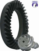 Yukon Ring & Pinion sets give you the confidence of knowing you're running gears designed for the harshest of conditions. Whether it's on the street, off-road, or at the track; Yukon ring & pinion sets deliver unrivaled performance & quality.   This is a thick gear for a 3.73 & down carrier.  Yukon uses the latest designs and manufacturing technologies to provide a quiet running gear that is strong and easy to set up. All Yukon ring & pinion sets come standard with a one-year warranty.