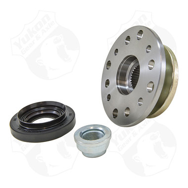 Yukon yoke for Toyota V6 rear with 29 spline pinion, with pinion seal & pinion nut YY T35040-29-KIT