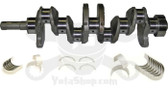 NEW Crankshaft- Toyota 4Runner, Pickup 2.2L 20R, 2.4L 22R 22RE (1979-1995) New Crankshaft With Bearings - CS TO8LB