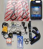 Timing Belt Master kit - OEM Toyota 4runner, Truck  & T100 3.0L 3VZE V6 Engines (1992-1995) Kit-1039