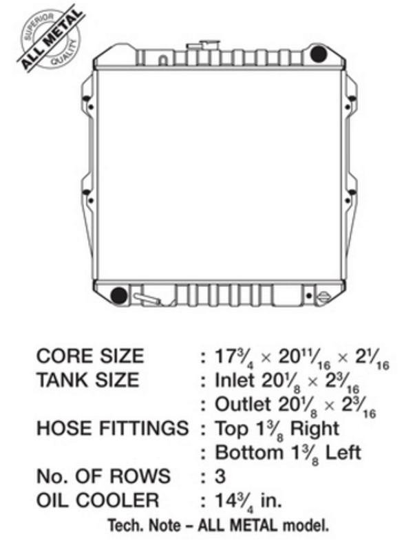 22re Parts List