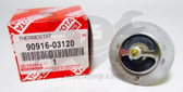 Toyota Tacoma, 4Runner, T100 & Previa (95-09) OEM Thermostat  90916-03120