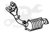 Toyota 3RZ Exhaust Down Pipe (California Legal)  17410-0C040