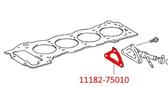Toyota 3RZFE 2RZFE Cylinder Head Rear Plate Gasket- 11182-75010