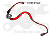 Toyota 4Runner & Truck 89-95 2WD V6  Automatic Trans Speedo Cable 83710-35480