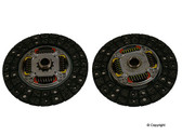 Toyota V6 3.4L, 5VZ-FE (95-04) Aisin Clutch Friction Disc DTX-136