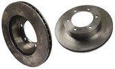 "Toyota 4Runner & Tacoma Brake Rotor 4WD w/ 15"" Rims- OP Parts - 405 51 163"