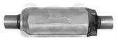 """Catalytic Converter 2.5"""" OBDII Compliant Universal Weld-In AP Exhaust - 608216"""