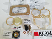 Weber 38 DGAS Carburetor Rebuild Kit 92.3235.05