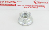 Toyota Exhaust Lock Nut 90177-A0004