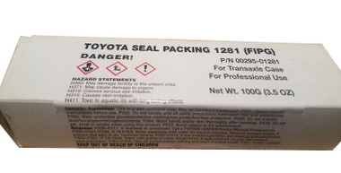 Toyota Transmission FIPG (Form-In-Place-Gasket) 3.5oz Tube 00295-01281
