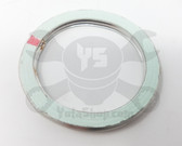 Exhaust Gasket - Toyota V6 3.0L 3VZ-E 4Runner, Pickup and T100 Exhaust Crossover Pipe Gasket 90917-06048
