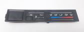 Heater Control, Toyota, 4Runner, Pickup, Truck, Heater, Control, Plate, lens, 55519-35040
