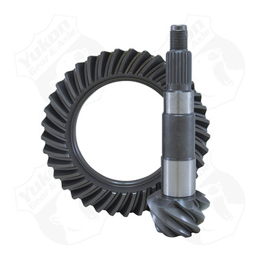 """Gear Set - Toyota 4Runner, Pickup, T100, Tacoma Front 7.5″ IFS, Rear 2wd 7.5"""" Ring & Pinion Gear Set for Toyota 7.5″ in a 4.56 ratio ZG T7.5-456"""