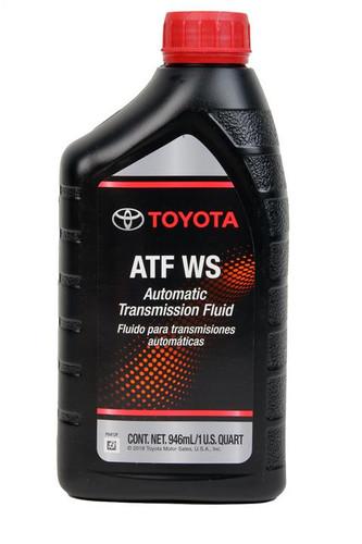 Transmission Fluid- Toyota Automatic Transmission Fluid WS - 00289-ATFWS