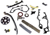 Toyota 3RZFE 2.7L 4Runner, T100 & Tacoma Timing Chain Kit -TK939